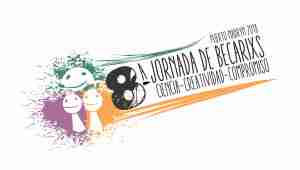 Logo jornada becarios 2018